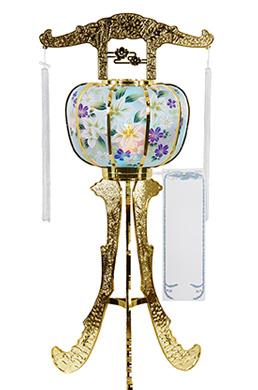 葬儀・お葬式の灯明(提灯)|玉泉院